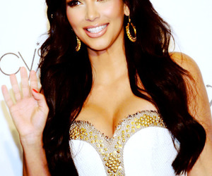 beautiful and kim kardashian image