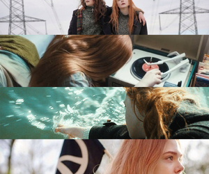 Elle Fanning and ginger and rosa image