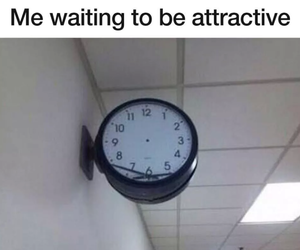 attractive, funny, and me image