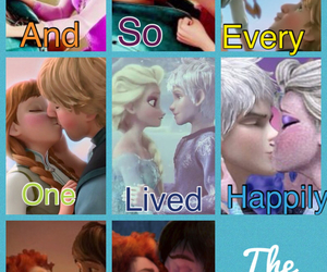 anna, comic, and couples image