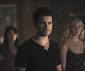 the vampire diaries, enzo, and tvd image