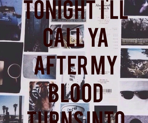 drunk, grunge, and Lyrics image