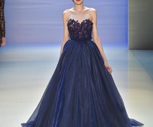 Georges Hobeika, dress, and fashion image