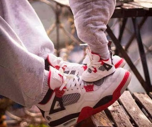 baby boy, dad, and shoes image