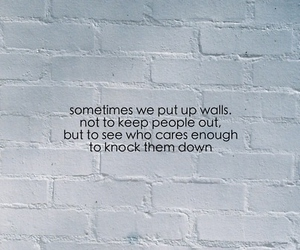quote, wall, and text image