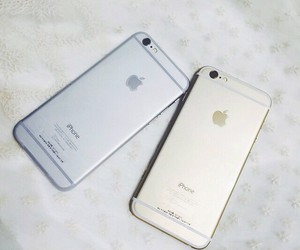 apple, iphone, and iphone 6 image