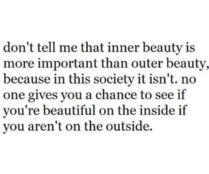beauty, quote, and sad image