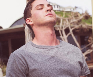 logan lerman, boy, and actor image