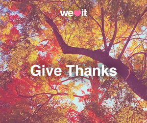 thanks and we heart it image
