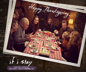 thanksgiving and if i stay image