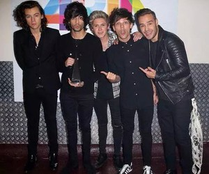 louis, niall, and one direction image
