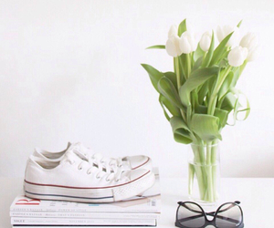 background, converse, and fashion image
