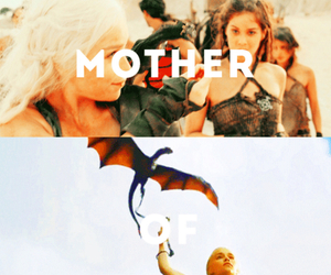 game of thrones, a song of ice and fire, and daenerys targaryen image