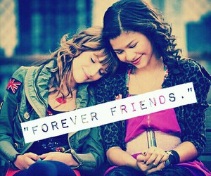 bella, forever, and friendship image