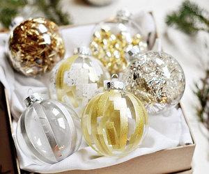 christmas and silver image
