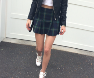 fashion, outfit, and grunge image