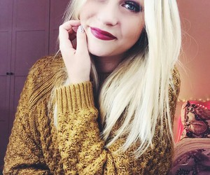 beauty, blond, and dagi bee image