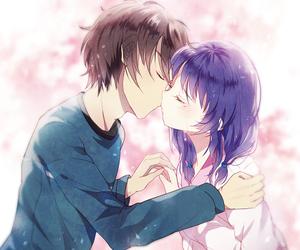 nagi no asukara, anime, and couple image