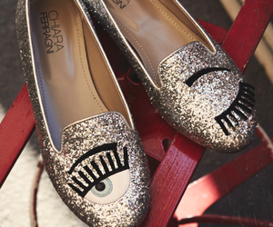 shoes and sparkle image