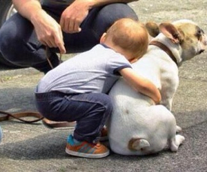 dog, me, and see image