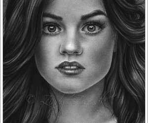 art, aria, and pll image