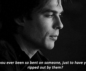 the vampire diaries, damon, and quotes image