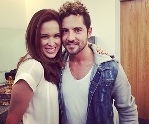 david bisbal and jacqueline bracamontes image
