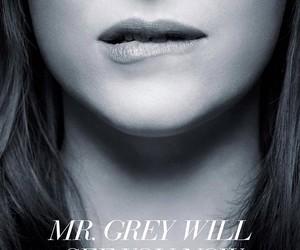 fifty shades of grey, christian grey, and anastasia steele image