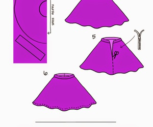 diy, tutorials, and sewing image