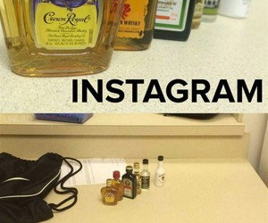 instagram, funny, and reality image