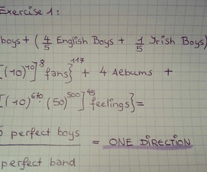 maths, liam payne, and niall horan image