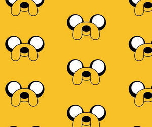 JAKe, wallpaper, and adventure time image