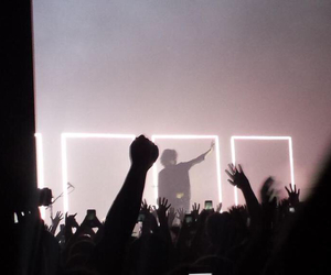 concert, matt healy, and the1975 image