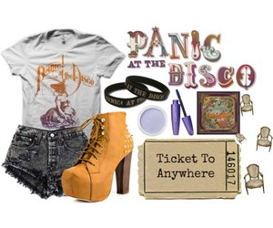 P!ATD, panic at the disco, and patd image