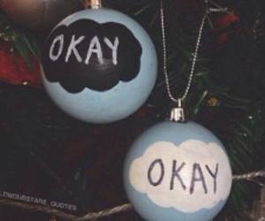 christmas, okay?, and the fault in our stars image