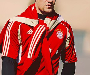 handsome, goalkeeper, and bayern munchen image