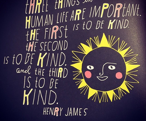 quote, sun, and kind image