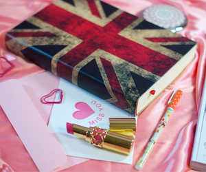 beauty, girly, and diary image
