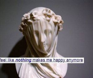 grunge, pale, and statue image