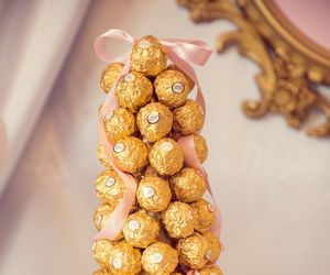 chocolate and gold image