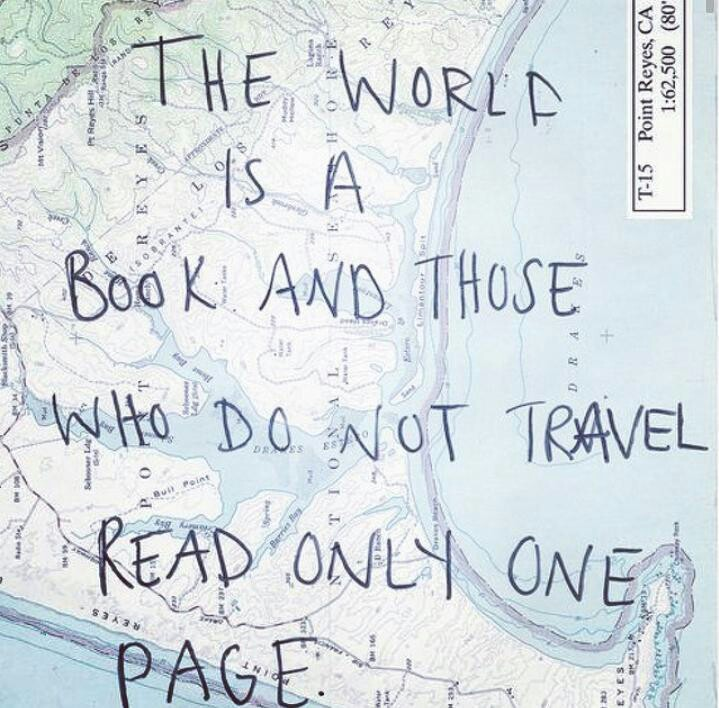 book, travel, and world image