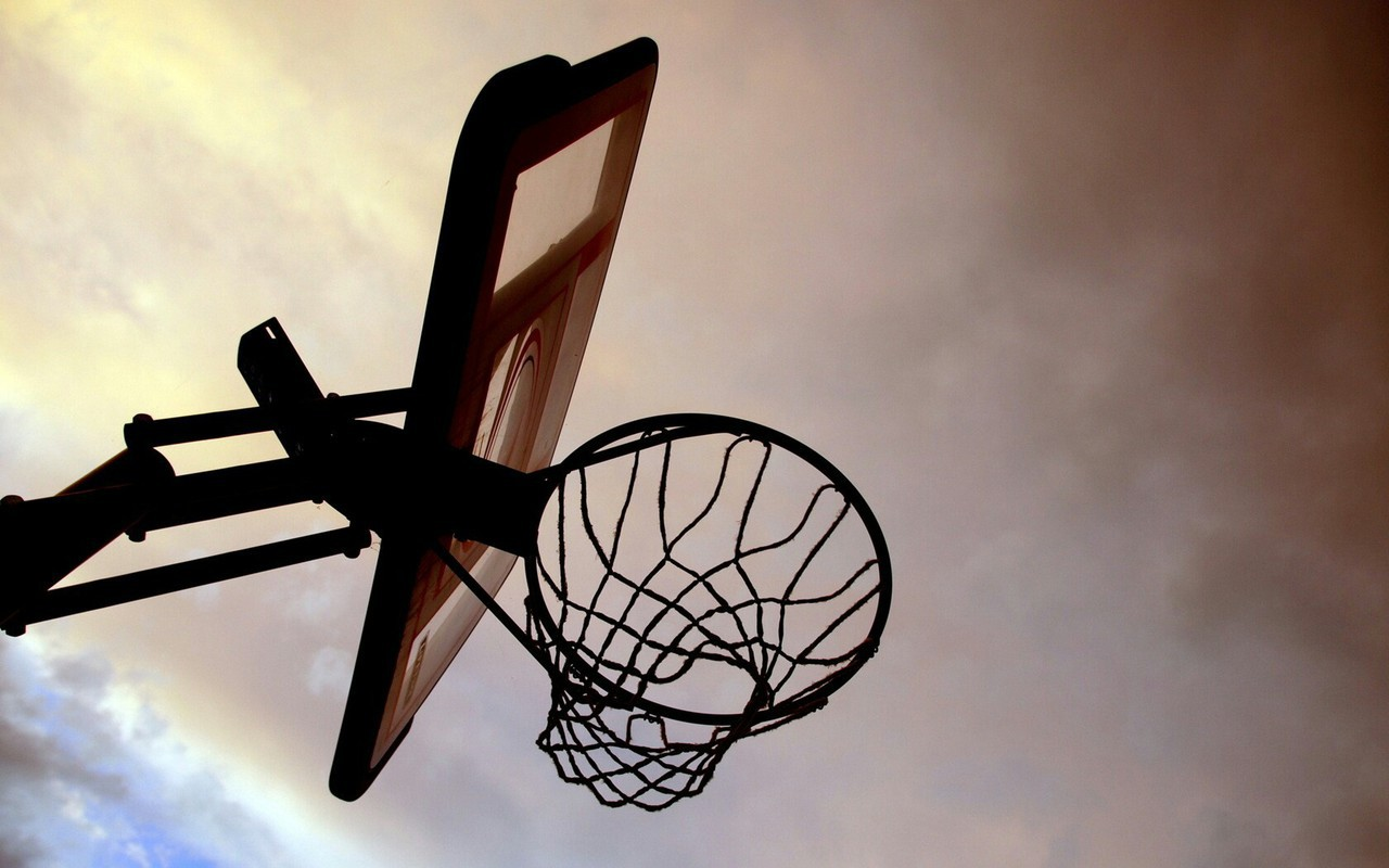 awesome, Basketball, and evening image