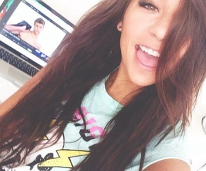 tumblr and andrea russett image