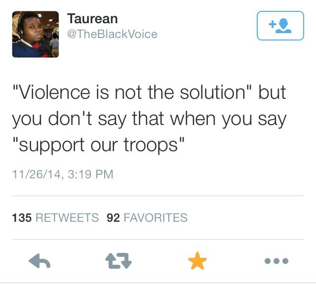 troops, true, and tweet image