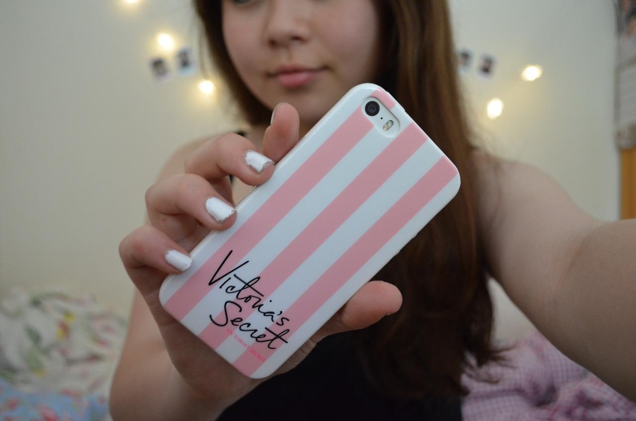 Victoria's Secret, phone case, and cute image