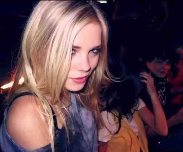 blonde, chloe, and girl image