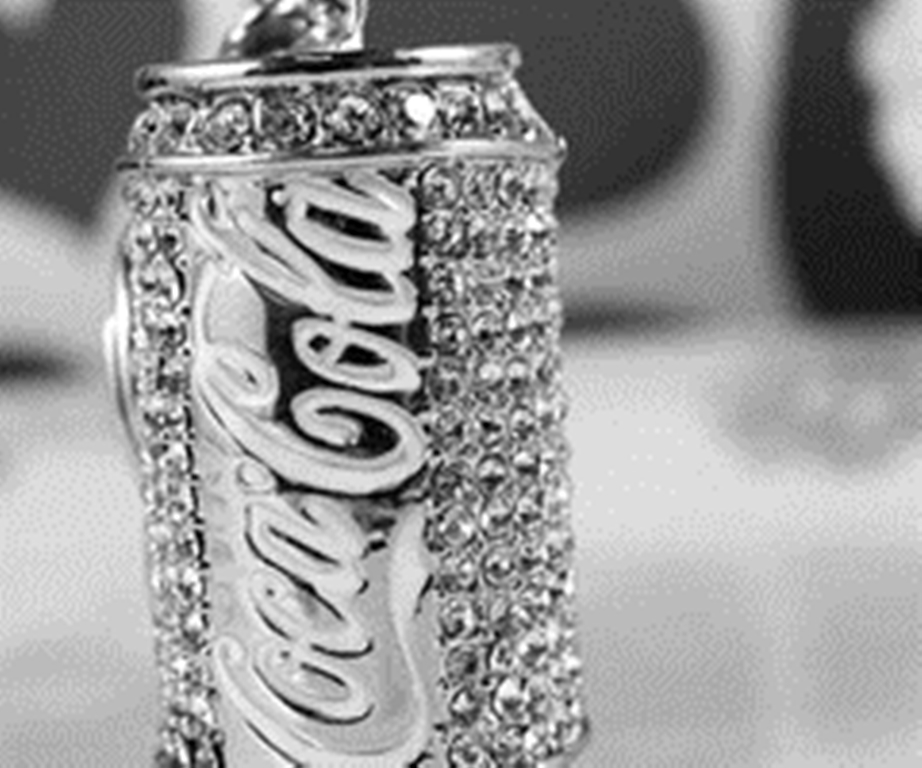 coca cola, drink, and gold image
