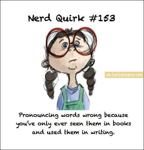 nerd, quirk, and funny image