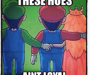 loyal and hoes image