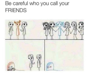 friends, true, and friendship image